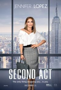 Enter for the chance to receive a Second Act prize pack!