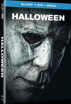 HALLOWEEN on Blu-ray, DVD & Digital!