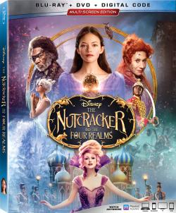 THE NUTCRACKER AND THE FOUR REALMS on Blu-ray, DVD, & Digital!