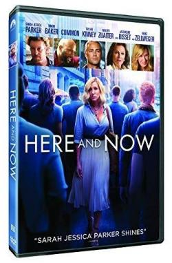 HERE AND NOW on DVD!
