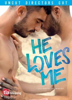 HE LOVES ME on DVD from TLA!