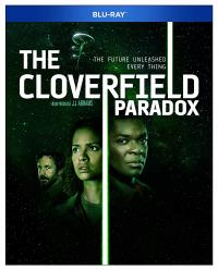 THE CLOVERFIELD PARADOX on Blu-ray!