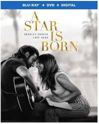 A STAR IS BORN on Blu-ray, DVD, & Digital!