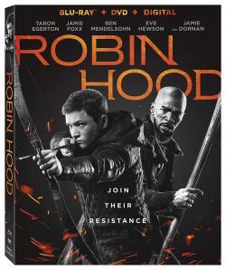 ROBIN HOOD on Blu-ray, DVD, & Digital!