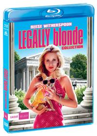 LEGALLY BLONDE Collection on Blu-ray!