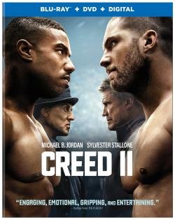 CREED II on Blu-ray, DVD, & Digital!
