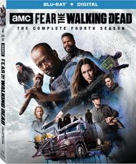 FEAR THE WALKING DEAD - THE COMPLETE SEASON FOUR on Blu-ray & Digital!