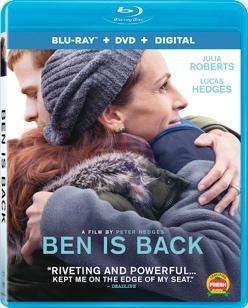 BEN IS BACK on Blu-ray, DVD, & Digital!