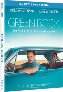 GREEN BOOK on Blu-ray, DVD, & Digital!