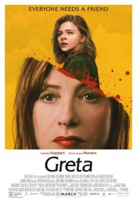 "Enter for the chance to win a ""Greta"" autographed movie poster and handbag!"