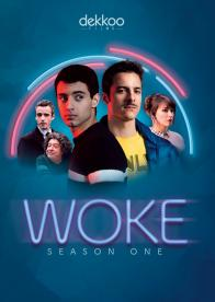 WOKE - SEASON ONE on DVD from TLA!