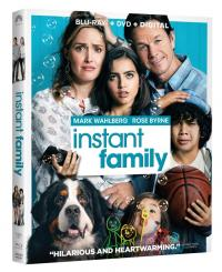 INSTANT FAMILY on Blu-ray, DVD, & Digital!