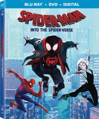 SPIDER-MAN: INTO THE SPIDER-VERSE on Blu-ray, DVD, & Digital!