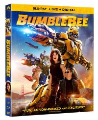 BUMBLEBEE on Blu-ray, DVD, & Digital!