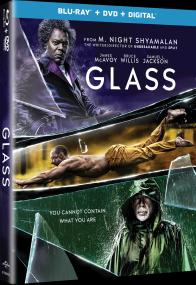 GLASS on Blu-ray, DVD, & Digital from Universal Home Entertainment!