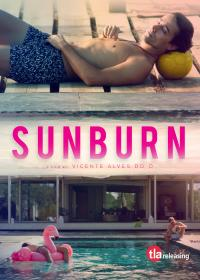SUNBURN on DVD from TLA!