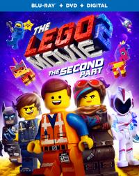 THE LEGO MOVIE 2: THE SECOND PART on Blu-ray, DVD, & Digital from Warner Bros. Home Entertainment!