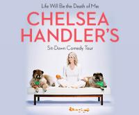 Tickets to see Chelsea Handler's Sit-Down Comedy Tour! :: Denver