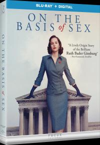 ON THE BASIS OF SEX on Blu-ray & Digital from Universal Home Entertainment!