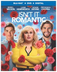 ISN'T IT ROMANTIC on Blu-ray, DVD, & Digital from Warner Bros. Home Entertainment!