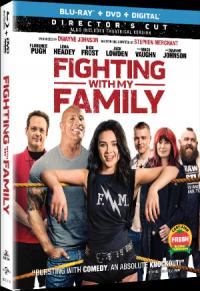 FIGHTING WITH MY FAMILY on Blu-ray, DVD, & Digital!