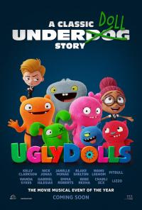 Enter for the chance to receive an UglyDolls prize pack!