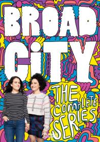 BROAD CITY: THE COMPLETE SERIES on DVD!