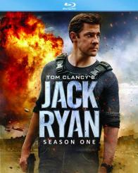 TOM CLANCY'S JACK RYAN - SEASON ONE on Blu-ray!