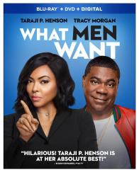 WHAT MEN WANT on Blu-ray, DVD, & Digital!