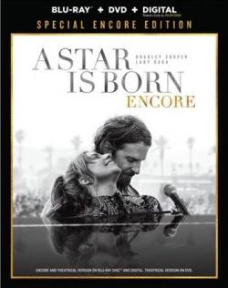 A STAR IS BORN ENCORE on Blu-ray, DVD, & Digital!