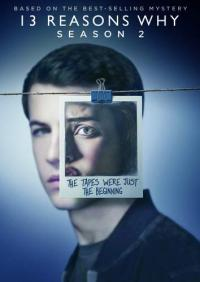 13 REASONS WHY: SEASON TWO on DVD!