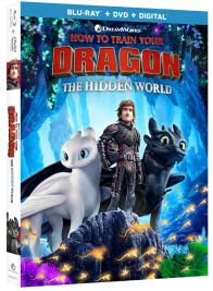 HOW TO TRAIN YOUR DRAGON: THE HIDDEN WORLD on Blu-ray, DVD, & Digital!
