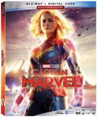 CAPTAIN MARVEL on Blu-ray & Digital!