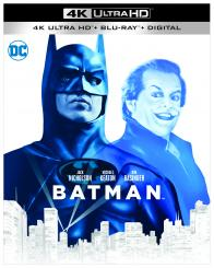 BATMAN 4-Movie Collection on 4K Ultra HD, Blu-ray, & Digital!