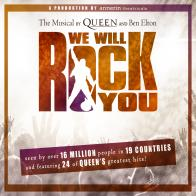 Tickets to see WE WILL ROCK YOU at Ovens Auditorium on November 6! :: Charlotte