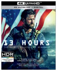 13 HOURS: THE SECRET SOLDIERS OF BENGHAZI on 4K Ultra HD!