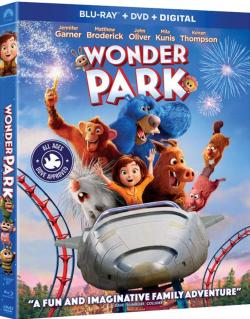 WONDER PARK on Blu-ray, DVD, & Digital!