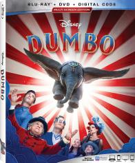 DUMBO on Blu-ray, DVD, & Digital!