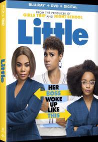 LITTLE on Blu-ray, DVD, & Digital!