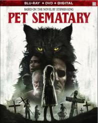 PET SEMATARY Grand Prize Including Autographed 4K/Blu-ray Combo and Sweatshirt!
