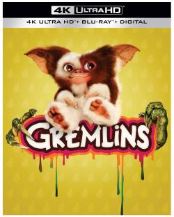 GREMLINS on 4K Ultra HD, Blu-ray, & Digital!