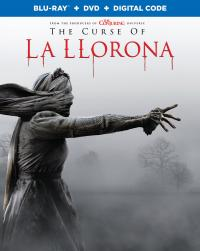 THE CURSE OF LA LLORONA on Blu-ray, DVD, & Digital!