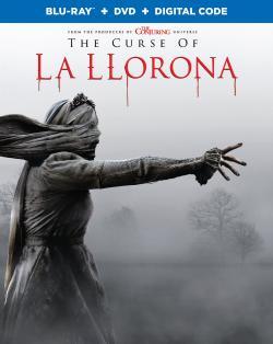 THE CURSE OF LA LLORONA on Blu-ray, DVD, & Digital!