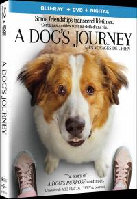 A DOG'S JOURNEY on Blu-ray, DVD, & Digital!