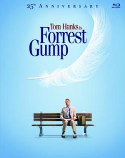 FORREST GUMP - 25th Anniversary on Blu-ray!