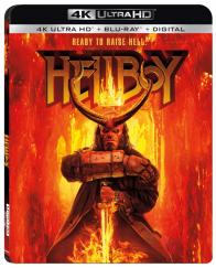 HELLBOY on Blu-ray!