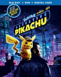 POKÉMON Detective Pikachu on Blu-ray, DVD, & Digital!