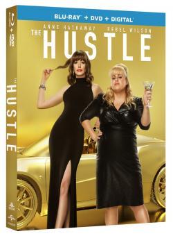 THE HUSTLE on Blu-ray, DVD, & Digital!