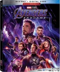 AVENGERS: ENDGAME on Blu-ray & Digital!