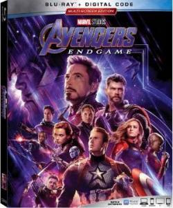 AVENGERS: ENDGAME on Blu-ray & Digital!